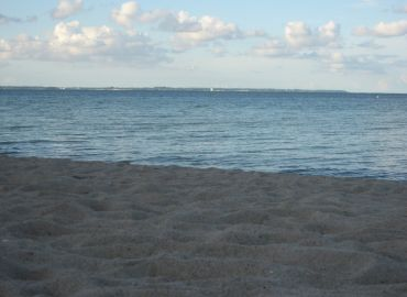 Das weiß(s)e Sandkorn
